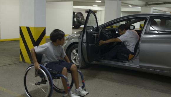 Las personas con discapacidad deben ser consideradas por el Plan Pico y Placa, señala Conadis. (Foto: GEC)