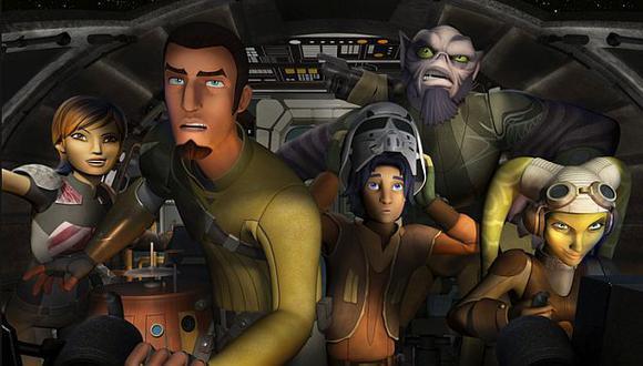 Disney comienza a promocionar 'Star Wars'. (starwars.com)