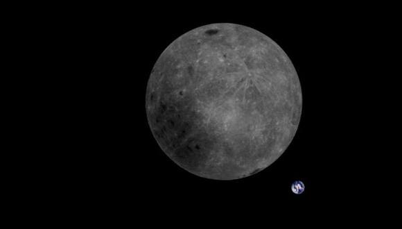 El Longjiang 2 es parte de dos microsatélites que han sido enviados a la Luna para su exploración. (Foto: Twitter)