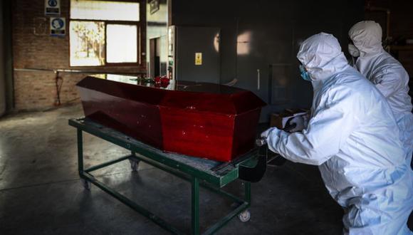 El número de personas fallecidas y contagios aumentó este sábado, informó el Minsa. (Foto: Archivo/ GEC)