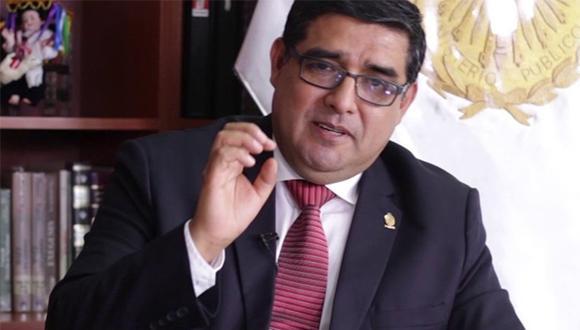 Víctor Raúl Rodríguez Monteza estuvo a cargo de las investigaciones iniciales por la difusión de los CNM-Audios. (Foto: Poder Judicial)