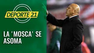 Mosquera corre con ventaja en Sporting Cristal