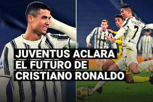 Cristiano Ronaldo seguirá en el club italiano Juventus, confirmó el director deportivo