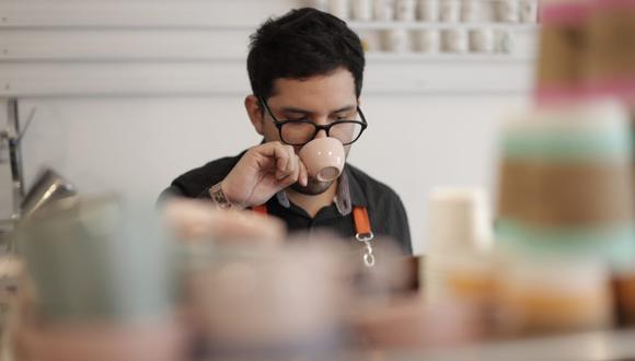 La experiencia y la pasión. Harry Neira, un emprendedor amante del café peruano.