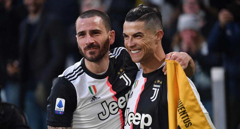 Cristiano Ronaldo y la plantilla de la Juventus aceptarán una reducción salarial, informan desde Italia. (Foto: AFP)