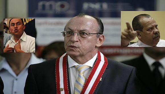 ¿Actuará esta vez? Otra vez exigen que fiscal de la Nación, José Peláez, cumpla su papel. (USI)