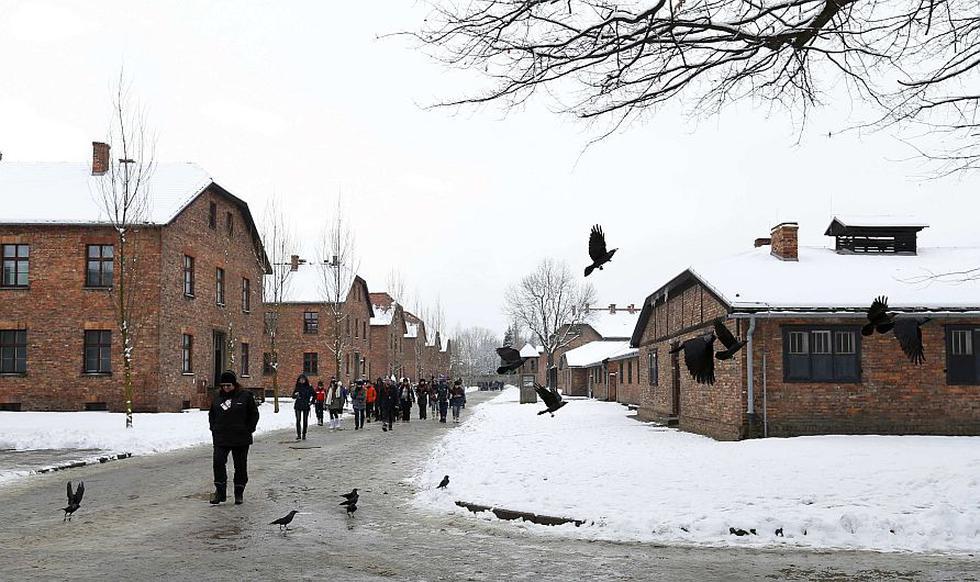 Auschwitz: Supervivientes del Holocausto visitaron campo de exterminio. (Reuters)