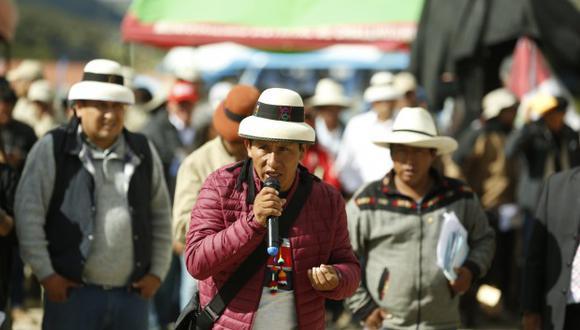 Gregorio Rojas pidió mayor presencia del Ejecutivo en las negociaciones. (Foto: PCM)