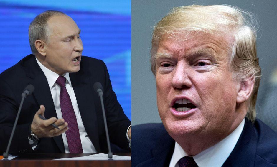 """""""Es una conducta inadmisible, que sabotea los principios de la carta de las Naciones Unidas"""", afirmó Serguei Lavrov. (Foto Composición: EFE)"""