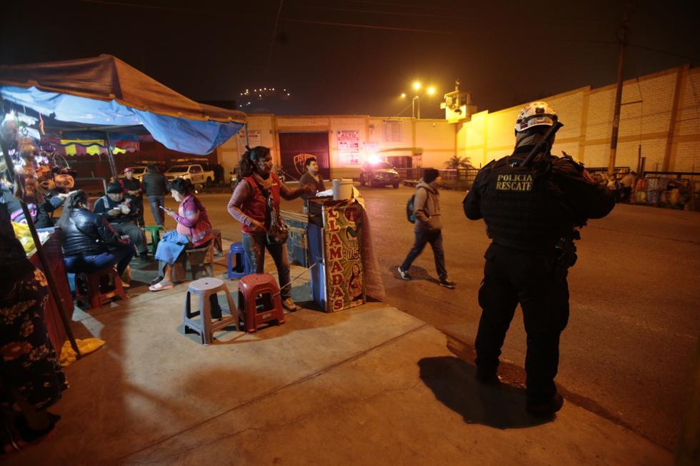 Motín en penal de Lurigancho: Quince internos serán trasladados a otros centros penitenciarios. (Foto: Kelvin García)