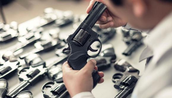 Más armas, menos crímenes