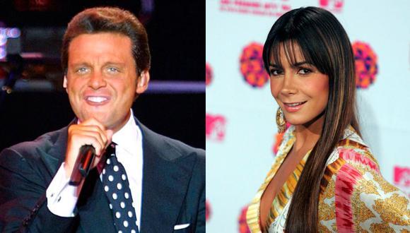 Los cantantes se conocieron en los años 90 y comenzaron a frecuentarse. (Foto: AFP)