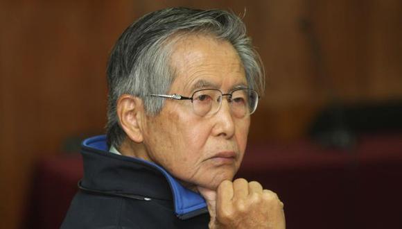 Fujimori recibió el indulto humanitario del presidente PPK.