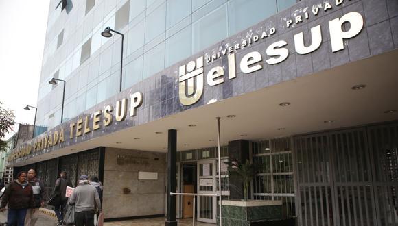 En mayo del presente año, la Sunedu negó el licenciamiento institucional a la Universidad Privada Telesup debido a que habría incumplido con las condiciones básicas de calidad (CBC) establecidas en la Ley Universitaria. (GEC)