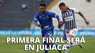 Binacional y Alianza Lima jugarán primera final en Juliaca