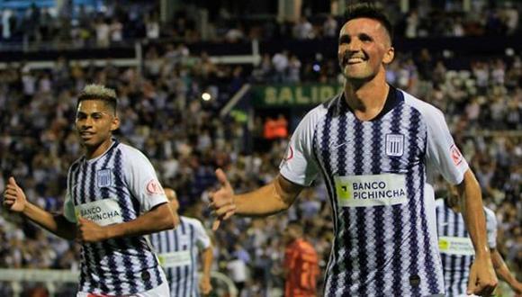 Alianza Lima chocará con Talleres o Palestino en fase de grupos de Copa Libertadores. (Foto: Alianza Lima)