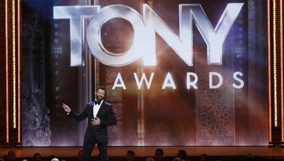 Hugh Jackman no logró subir rating de los premios Tony. (Reuters)