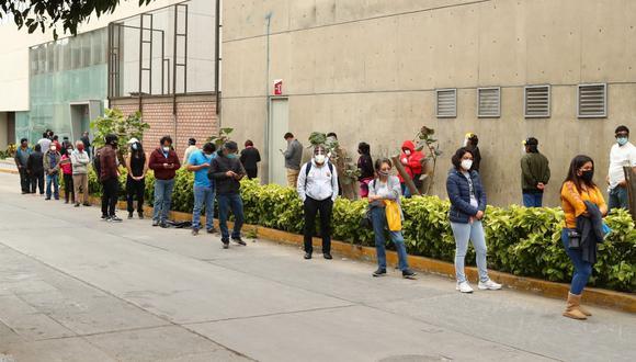 En el Perú se realizan ensayos clínicas de una de las candidatas a vacuna. (Foto: GEC)