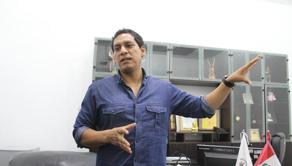 Gestión de Luis Valdez invirtió el 27.3%.