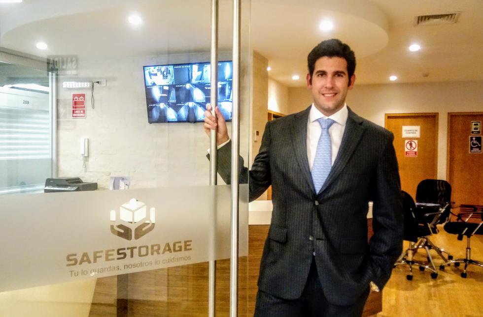The Safe Storage