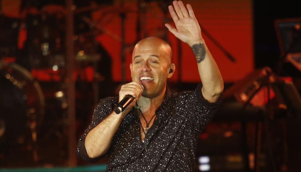 El cantautor Gian Marco ofrecerá un esperado concierto el próximo 14 de febrero. (Foto. GEC)