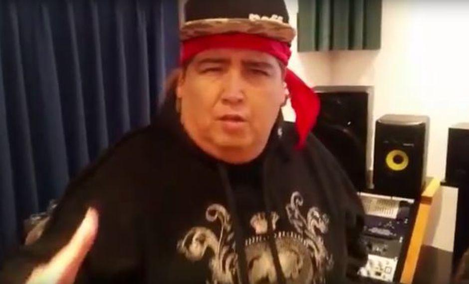 Tongo es muy conocido por las interpretaciones de sus canciones. (YouTube)