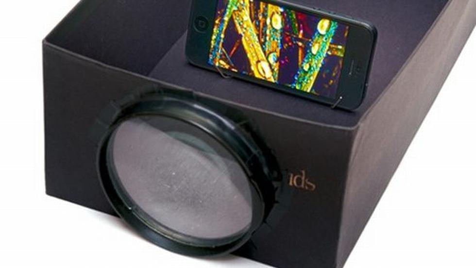 Un proyector móvil usando tu smartphone (microsiervos.com)