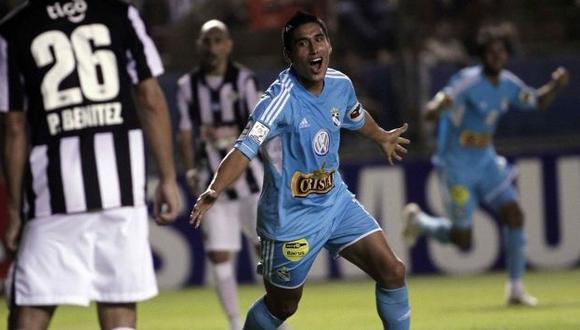 'CHOLO' SOY. Ávila firmó un doblete en la ida e irá por más. (USI)