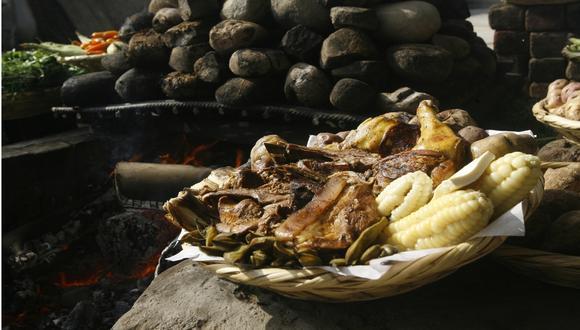 La pachamanca es uno de los platos más ofrecidos en este distrito. (Foto: GEC)