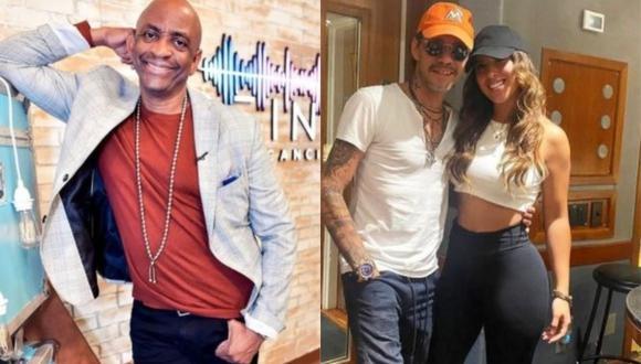 """Sergio George descarta dúo de Yahaira Plasencia y Marc Anthony: """"Él no hace colaboración"""". (Foto: Instagram)"""