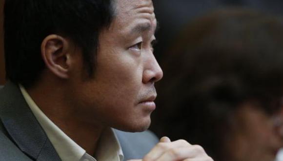 Kenji Fujimori está preocupado por la salud de su padre.