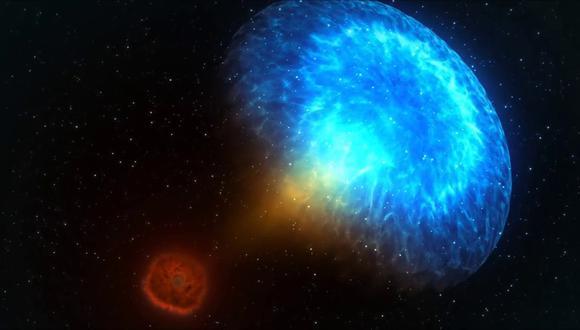 Ondas gravitacionales