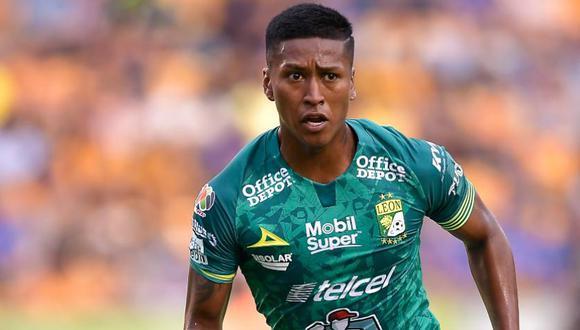 Pedro Aquino disputará su tercera temporada con León FC. (Foto: Difusión)