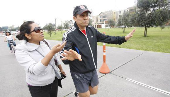 Al presidente Humala no le gustó que la prensa descubriera que su hermano Antauro engañó a todos una vez más. (Rochi León)