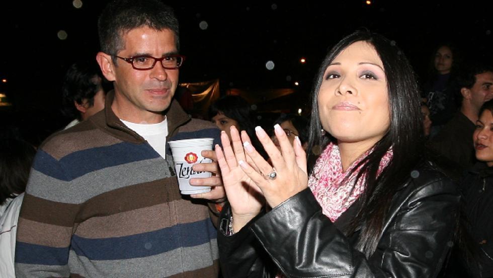 Tula Rodríguez celebra aniversario con tierno mensaje a su esposo Javier Carmona. (USI)