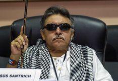 Colombia: Dictan orden de captura contra Jesús Santrich, exlíder de las FARC