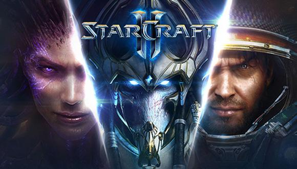 Starcraft 2.
