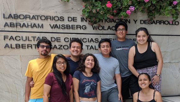 El equipo de investigadores está conformado por once estudiantes de la Universidad Peruana Cayetano Heredia (UPCH) y de la UNMSM. (Foto: @igem_upch_peru)