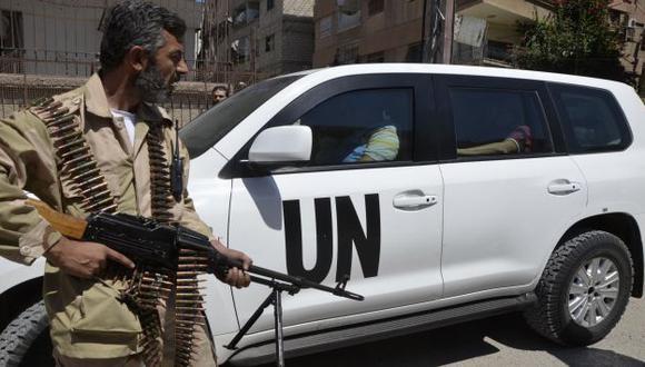 Siria dice que sorprenderá a los agresores. (Reuters)