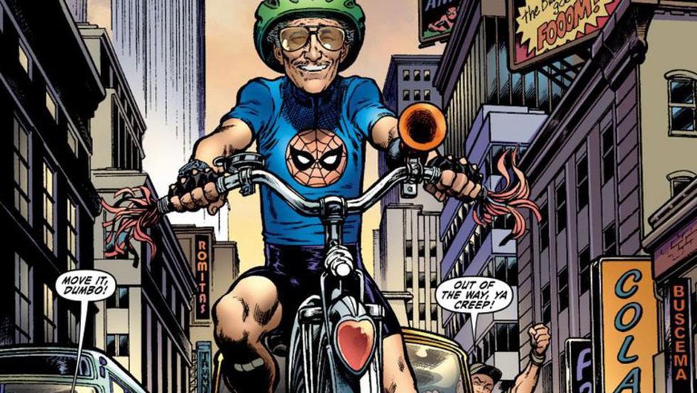 Stan Lee: Marvel Comics homenajeará a su legendario co-creador en sus portadas. (Marvel Comics)