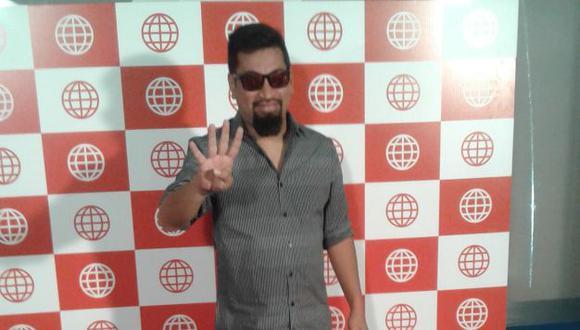 Aldo Miyashiro dio detalles de su programa en América TV. Créditos: Mario Panta