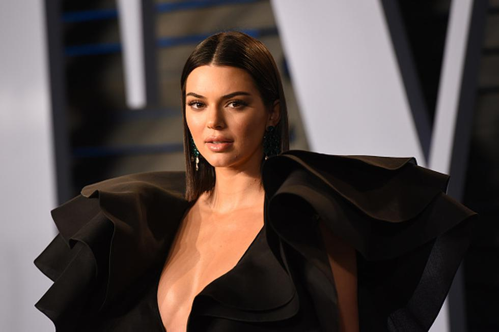 ¿Kendall Jenner es gay? La famosa modelo siempre ha sido muy reservada con su vida privada. (Getty)