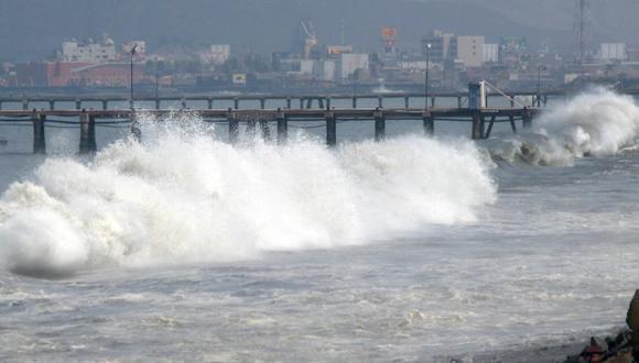 RESACA DE MIEDO. Fenómeno marítimo puede ser peligroso si no se toman medidas de prevención. (Abigaíl Díaz/USI)