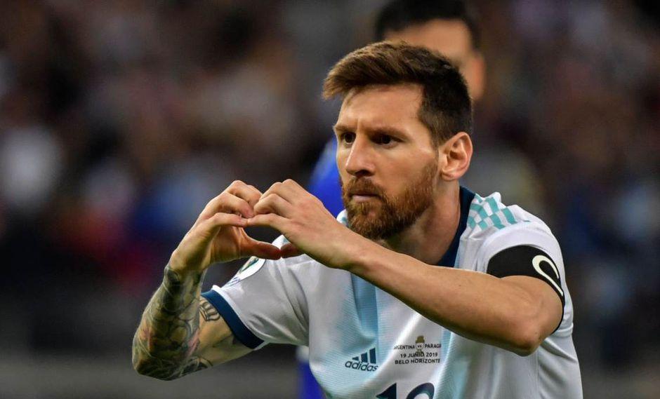 Lionel Messi recibe invitación para dejar sus huellas en la Calzada de la fama del Maracaná. (Foto: AFP)