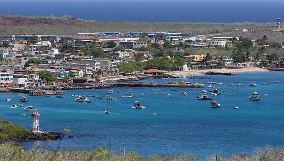 Galápagos: la única provincia de Ecuador sin contagio comunitario de coronavirus. (AFP).