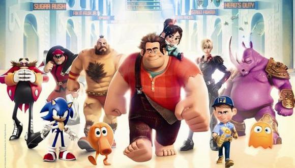 Ralph, el demoledor tuvo su primera aparición en el cine en 2012. (Disney)