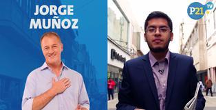 Jorge Muñoz, candidato a la Alcaldía de Lima de Acción Popular