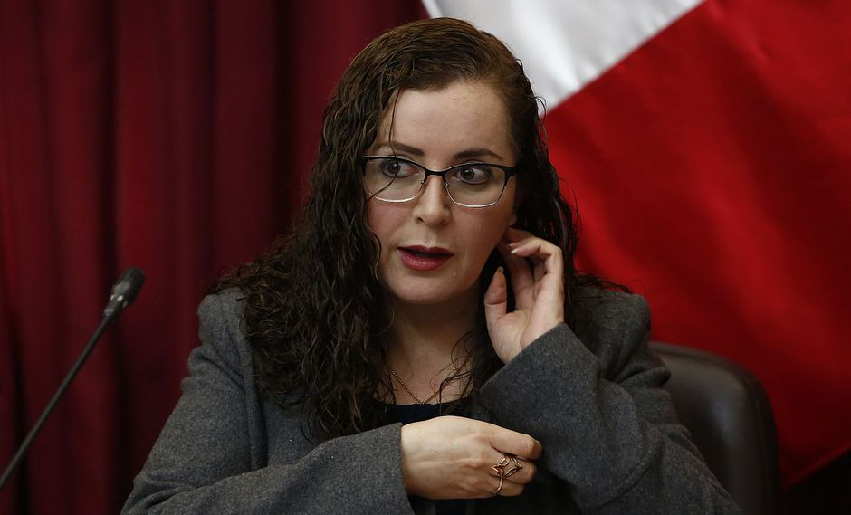 Rosa Bartra indicó que el pedido también fue hecho por el Congreso de la República, tras acuerdo de la Junta de Portavoces. (Foto: USI)