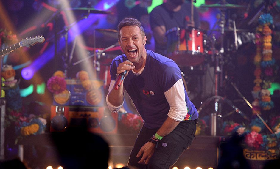El disco que traerá a Coldplay a Lima es 'A Head Full of Dreams'. (Getty Images)