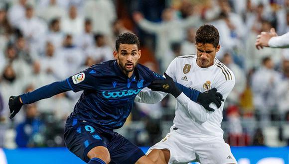 Real Madrid enfrentará a Real Sociedad en los cuartos de final de la Copa del Rey. (Getty)